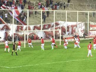 Morón-Inter de Porto Alegre