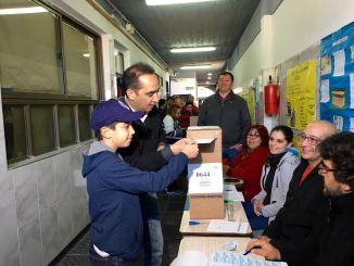 Votó Tagliaferro