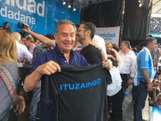 Descalzo PJ Ituzaingó