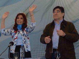 Cristina y Zanini
