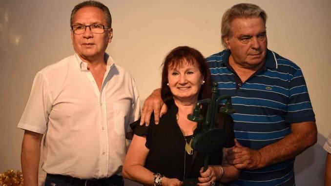 Homenaje a Rolando Goyoud