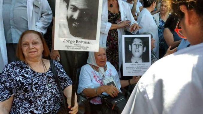 Despidieron los restos de Jorge Roitman