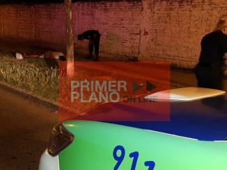 Policía mató a ladrón
