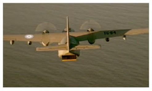 Vuelos de la muerte: desde la ex Base Aérea de El Palomar despegaban durante la dictadura militar. Actualmente, esta superficie es sitio de memoria.