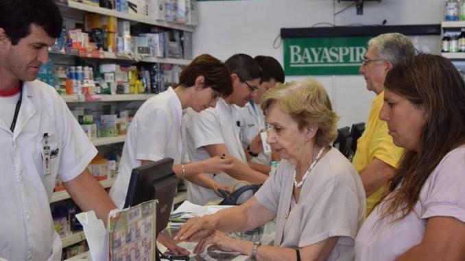 Farmacias en el conurbano