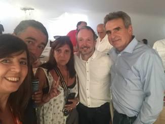 Sabbatella en encuentro del PJ en San Luis