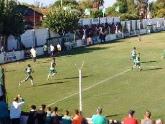 Ituzaingó-Sportivo Barracas
