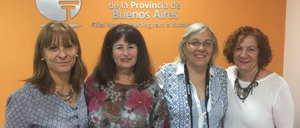 Lluna, Pott, Campagnolo y Aguirre: profesionales farmacéuticas que encarnan desde la región oeste la negativa al desembarco de Farmacity en la provincia de Buenos Aires.