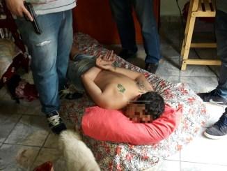 Allanamiento por drogas en barrio San Juan