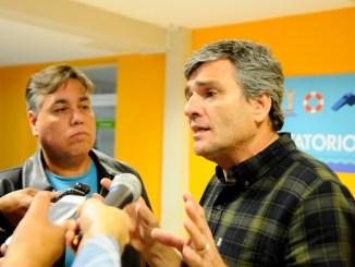 Zabaleta duro con Macri