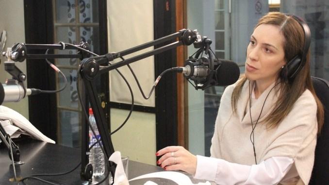 Vidal en Radio Mitre