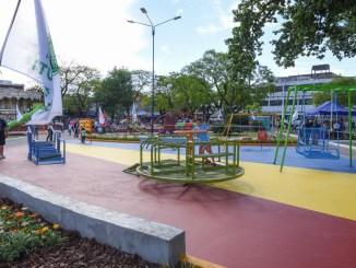Plaza 20 de Febrero