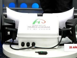 Alarma vecinales Hurlingham