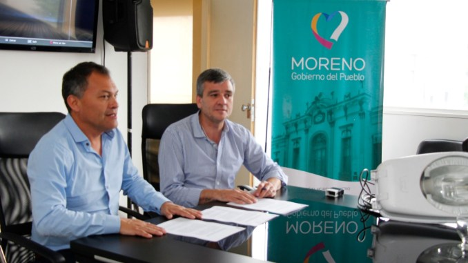 Convenio Hurlingham-Moreno