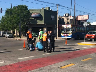 Metrobus accidente