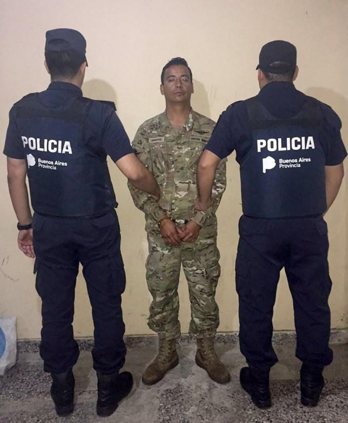Femicidio en Moreno