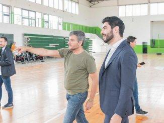 Zabaleta y Facundo Moyano