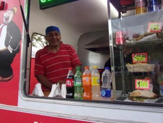 Raúl y su food truck