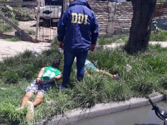 Detenidos por robo y crimen La Matanza