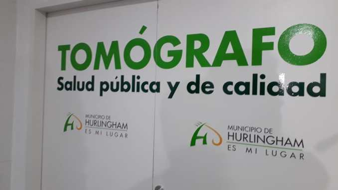 Tomógrafo Hurlingham