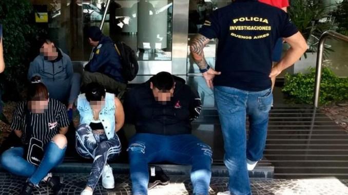Desbarataron la banda del crimen del empresario Abel Esposito