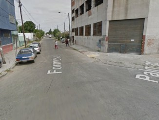 Secuestro de empresario en San Justo
