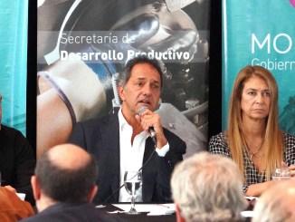 Scioli Moreno