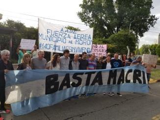 Marcha Barrio Aeronáutico