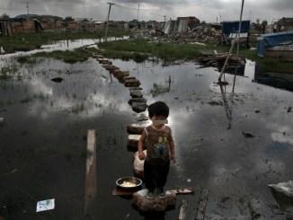 Pobreza infantil en Argentina