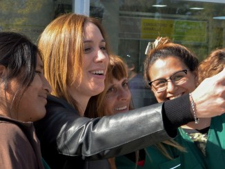 Vidal largó la campaña