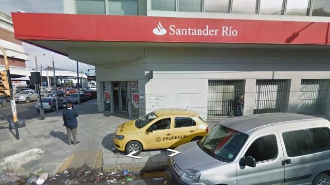 Banco Santander Río La Tablada