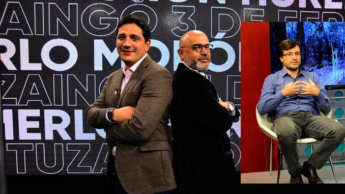 Marinucci, Barquero y Ghi