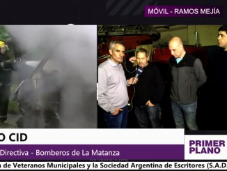 Bomberos La Matanza