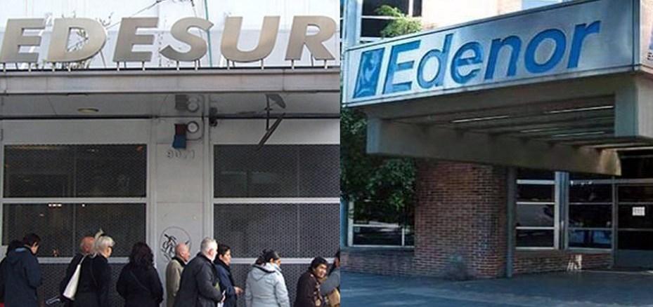 Pese a que no tuvieron responsabilidad directa en el apagón del domingo, Edenor y Edesur siguen cosechando repudios