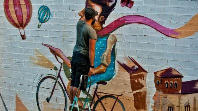 Grafitti 1 portada
