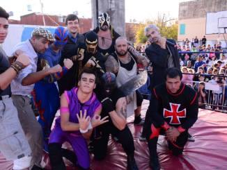 La Masa y sus Luchadores en Morón