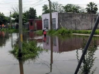 Inundaciones La Matanza