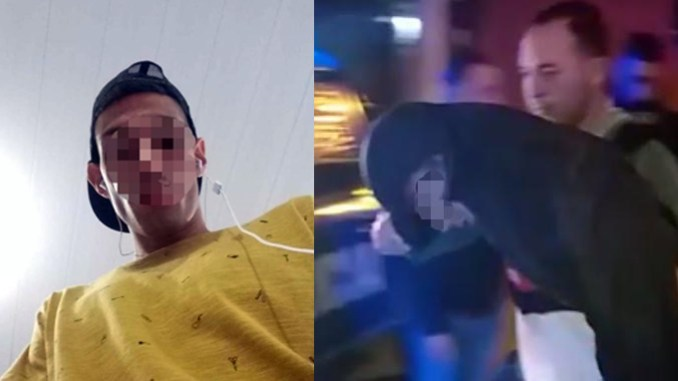 Crimen de oficial Duarte