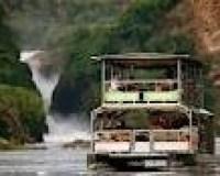 Nile Launch Cruise, Murchison Falls National Park, Uganda