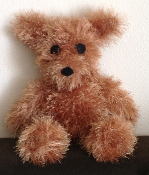 Knitting Patterns For Teddy Bears : Knitted teddy bear - PrincessTafadzwa
