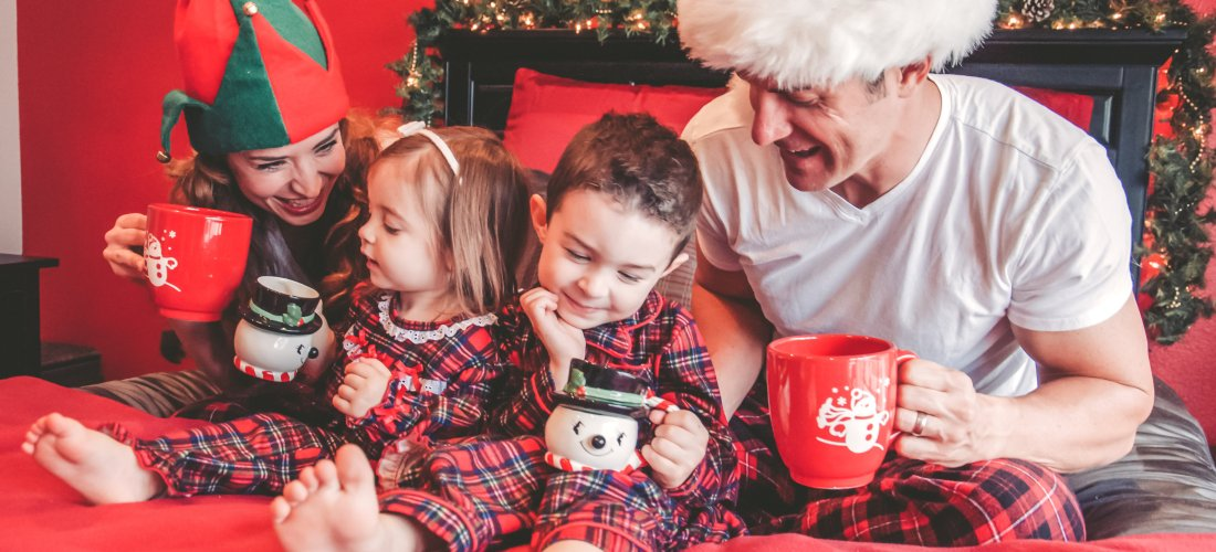 The Truth Behind Great Christmas Photo's