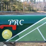 Mailbox at Princeton Racquet Club