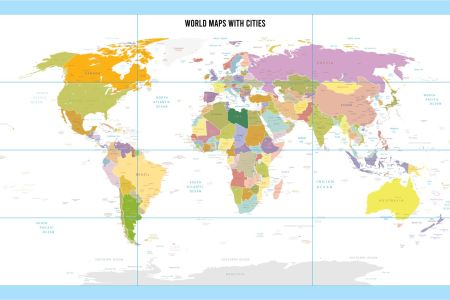 Map world cities large world maps with cities 85621 gumiabroncs Images