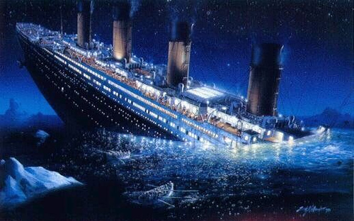How an  Unsinkable  Marketing Campaign Led the Titanic to Disaster     Titanic goes down  despite it s  unsinkable  marketing campaign