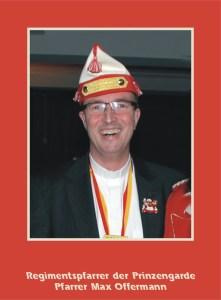 Regimentspfarrer Max Offermann