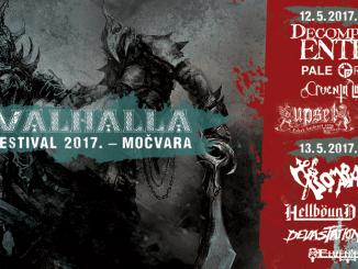 Valhalla festival 2017 - flyer