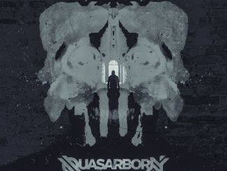 Quasarborn - The Odyssey to Room 101 - Cover_preview