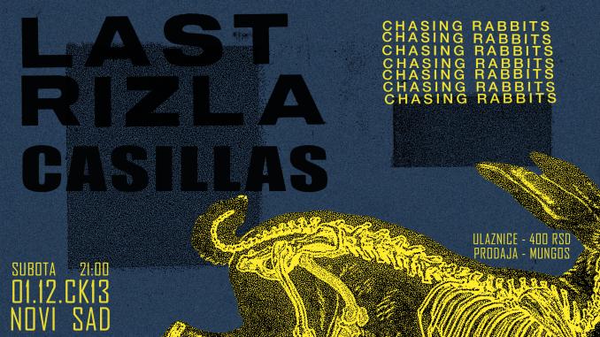 LAST RIZLA + CASILLAS u Novom Sadu