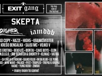 Hip hop@EXIT