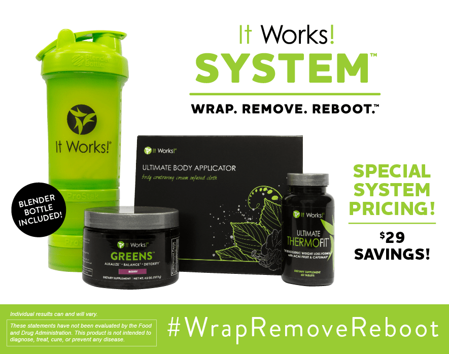 it works system